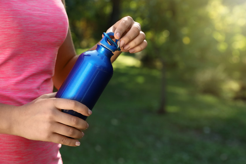 Trinkflaschen aus Edelstahl: 5 Dinge, die Du wissen solltest