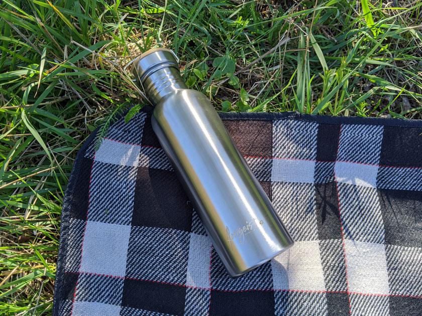 edelstahl-trinkflasche der woche