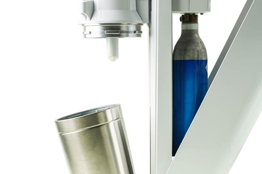 Abbildung zum Ratgeber für Sodastream Flasche aus Edelstahl